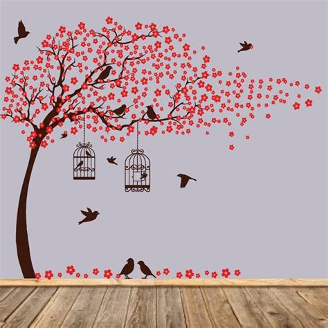 Tree Sticker Wall Decal les 25 meilleures id 233 es concernant stickers muraux d arbre