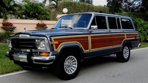 1990 jeep wagoneer interior 1990 jeep grand wagoneer in excellent condition inside and