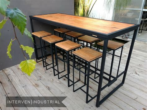 mesas interven industrial