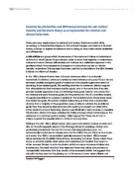 Deviance Essays by Deviance Essay Sociology