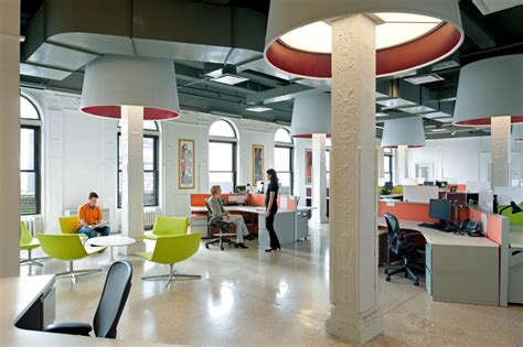 Interior Design Studios Nyc by Mediacom New York Office Interior Design Office Pictures