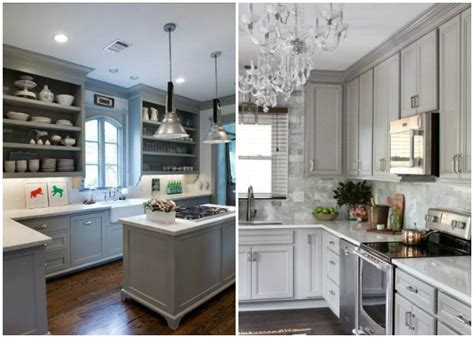 gray kitchen ideas refresh restyle