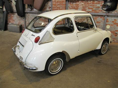 1969 subaru 360 micro car for sale