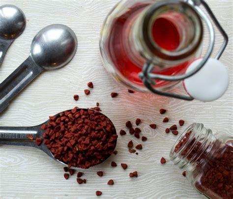 manfaat kesumba keling annatto tree  kesehatan