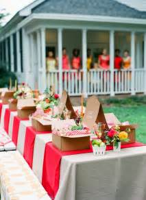 Vases For Wedding Tables 50 Outdoor Party Ideas You Should Try Out This Summer