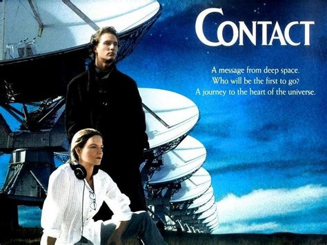 film contact quotes jodie foster contact quotes quotesgram