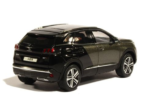 peugeot new 3008 gt coupe franche 2016 norev 1 43