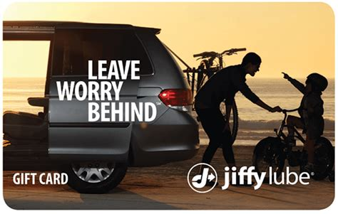 Jiffy Lube Gift Card - jiffy lube 174 oil change gift card jiffy lube