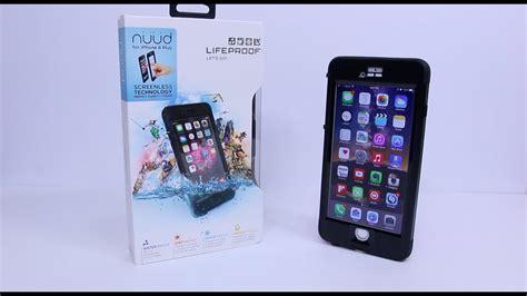 r iphone 6 waterproof lifeproof nuud for iphone 6 plus slim waterproof