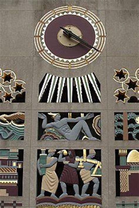 art deco rockefeller center art deco clock rockefeller center new york city