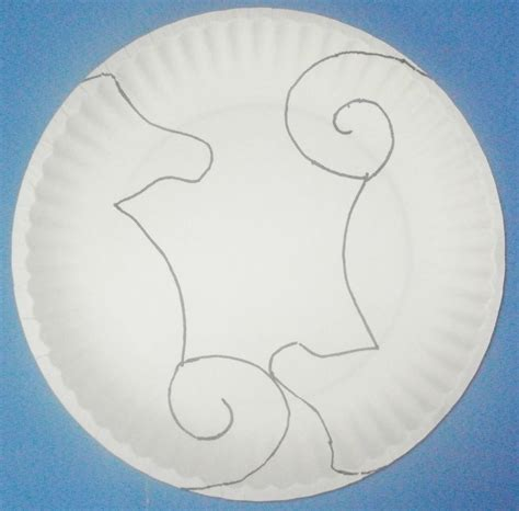plate craft paper plate craft www imgkid the image kid