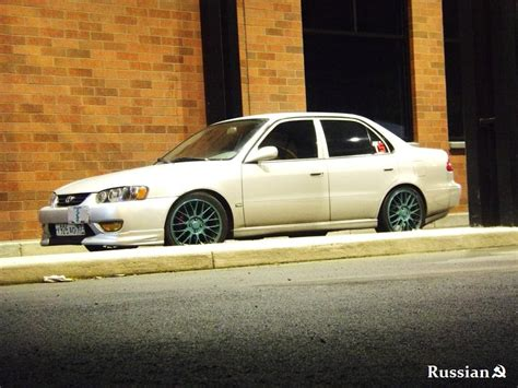 Toyota Corolla 1999 Custom Hummerjuice 1999 Toyota Corolla S Photo Gallery At Cardomain