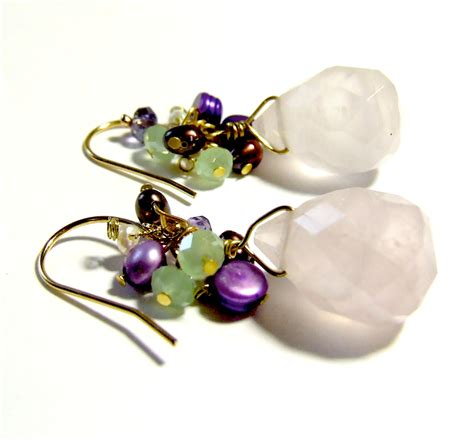 Handmade Earring Ideas - bead up the journey of handmade jewelry earring