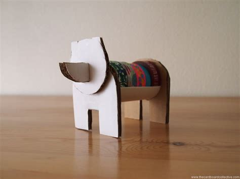 Toilet Desk Organizer Toilet Paper The Cardboard Collective