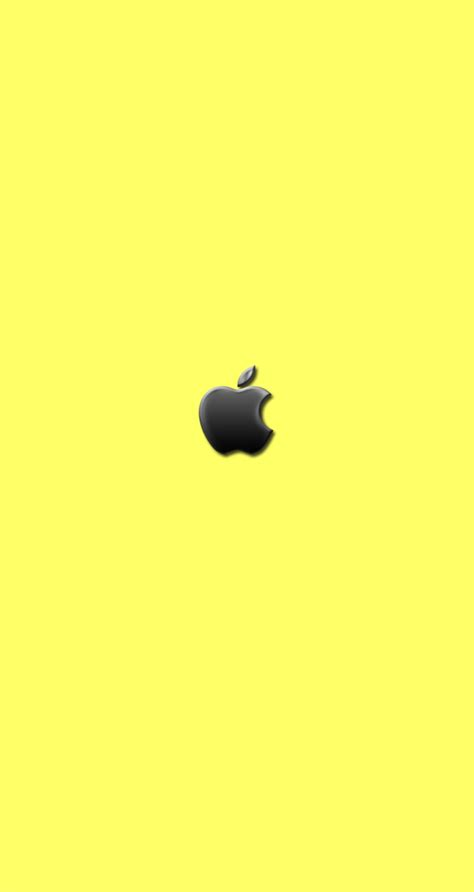 wallpaper iphone 6 yellow iphone 5s wallpaper