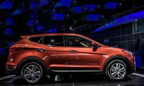 2017 Santa Fe Sport Review by New 2017 Hyundai Santa Fe Sport Review New Automotive Trends