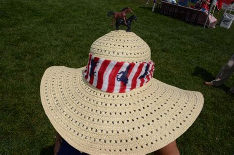 haute hats turn heads at preakness