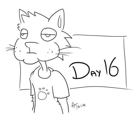 40 Best Images About Daily Doodle 2014 On
