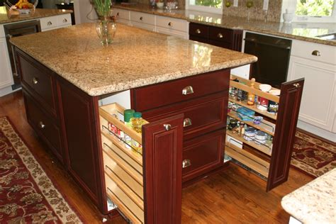 spice drawers kitchen cabinets in drawer spice racks ideas for high comfortable cooking