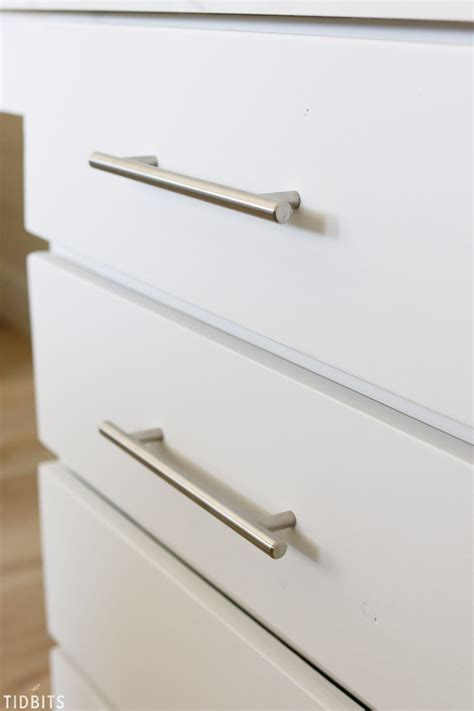 installing cabinet hardware the easy way domestically how to install cabinet hardware tidbits