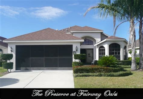 preserve at fairway oaks homes for sale hudson florida