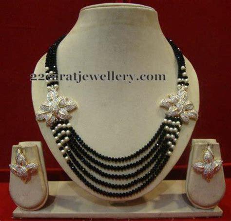Kalung Choker Layer Saphire Blue Square sapphire set jewellery designs