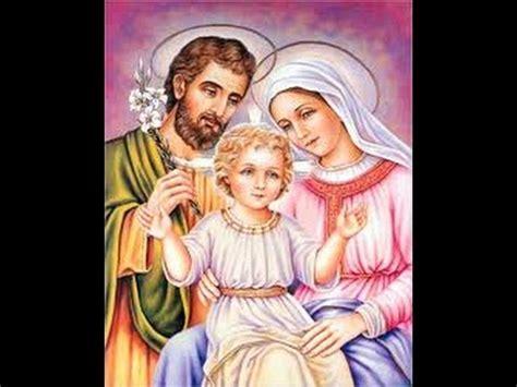 imagenes de jesus jose y maria juntos 27 12 2014 19 00 horas missa sagrada fam 237 lia jesus