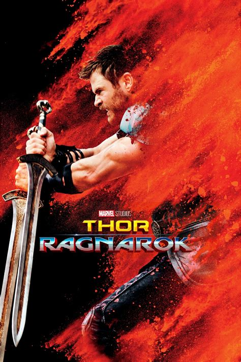 film thor sebelum ragnarok thor ragnarok 2017 posters the movie database tmdb