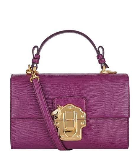 Dolce And Gabbana Logo Embossed Shoulder Bag by Dolce Gabbana Lucia Embossed Leather Shoulder Bag