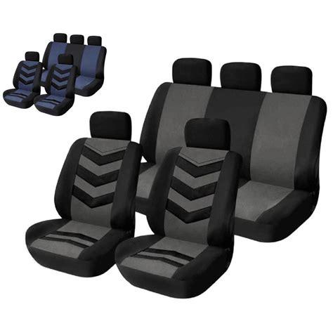 garfield auto seat covers car styling seat covers 9pcs universal sandwich fabrics