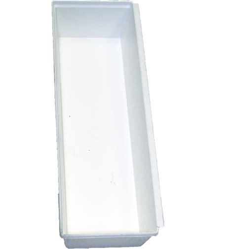interlocking plastic bins white in drawer bins