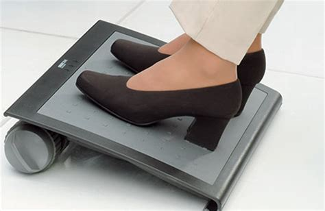 Office Desk Foot Rest Obusforme Footrest Office Accessories Office Furniture Toronto Gta Ontario