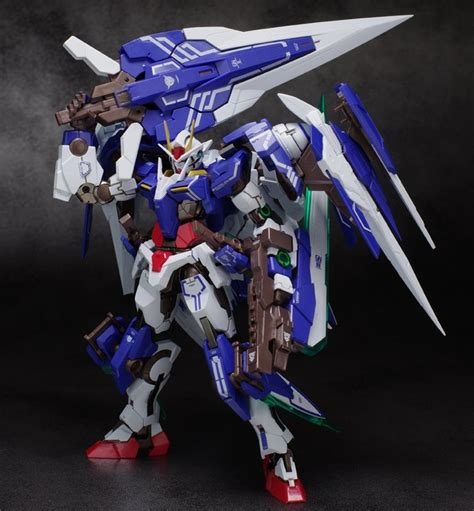 Metal Build Oo Raiser Bandai metal build 00 gundam seven sword 0 raiser mecha and robot models gundam