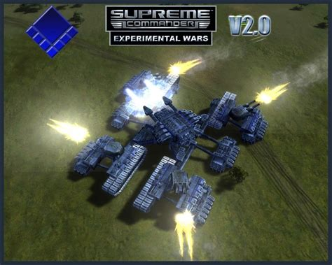 supreme commander 3 experimental wars v2 0 supreme commander forged