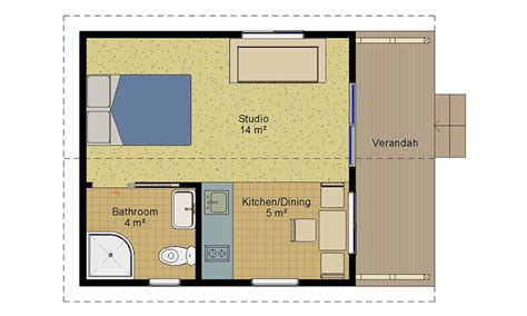 sleep out floor plans genius 1 bedroom homes prefabricated cabins