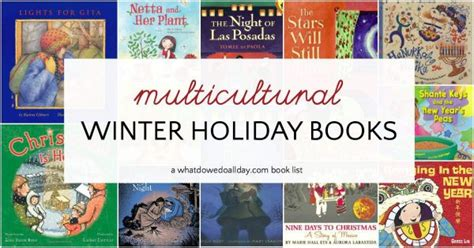 winter holidays around the world books multicultural winter picture books