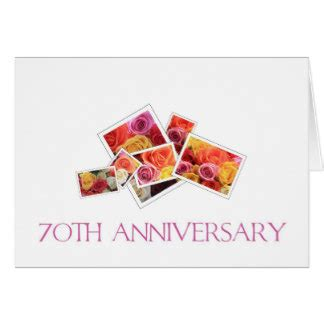 70th Wedding Anniversary Card Uk by 70th Wedding Anniversary Cards Photo Card Templates