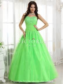 lime green ball gowns long beaded tulle sweetheart corset