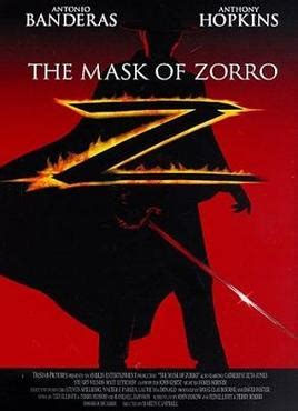 theme song zorro movie the mask of zorro wikipedia