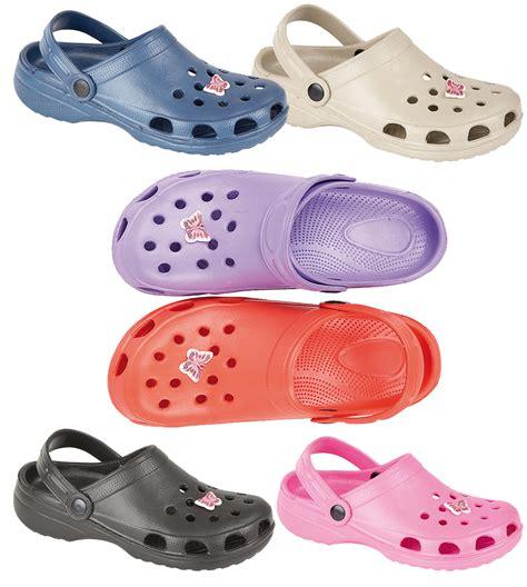 plastic shoes womens clogs flip flops nursing garden