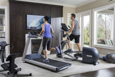 gimnasio en casa de una como crear tu propio gimnasio en casa precor