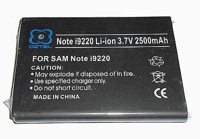 Battery Samsung Note 1 Baterai N7000 I9220 factory sealed samsung galaxy note gt n7000 n7000 i9220 battery 1 yr happygreenstore