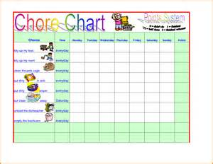 chores calendar template search results for blank charts calendar 2015