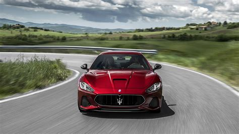 gran turismo maserati 2018 2018 maserati granturismo mc wallpapers hd images