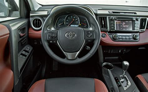 2013 Rav4 Interior by 2013 Toyota Rav4 Interior 199016 Photo 12 Trucktrend