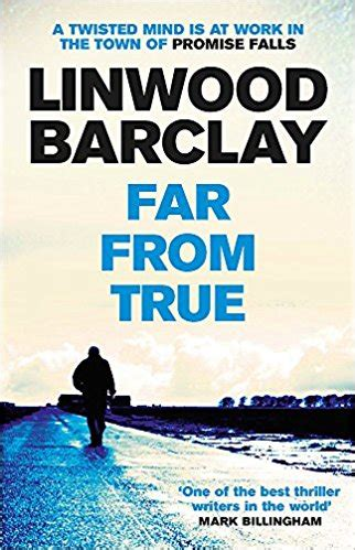far from true promise far from true promise falls trilogy 2 by linwood barclay crimefiction between the lines