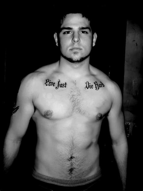 chest tattoos for guys quote on chest for busbones