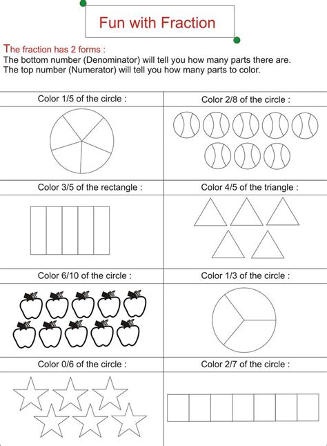 fraction wall game worksheet fractions worksheets 3rd fraction game worksheets fraction shape