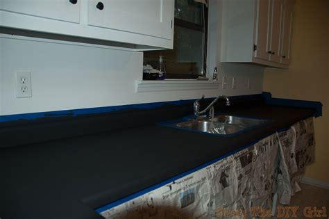 Matte Black Granite Countertops by 70 Countertop Fix Giani Granite Paint Part 1 The Diy