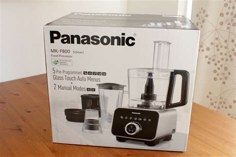 Chopper Blender Panasonic panasonic mk f800 processor the ideal cook s assistant